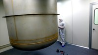 An improved cleanroom for XENONnT