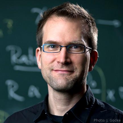 Marc Schumann elected as DARWIN co-spokesperson